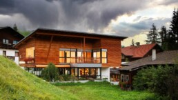 Ökologische Holzhäuser